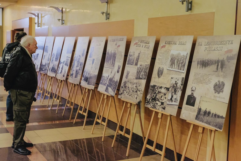 Oddziały Łupaszki – wystawa