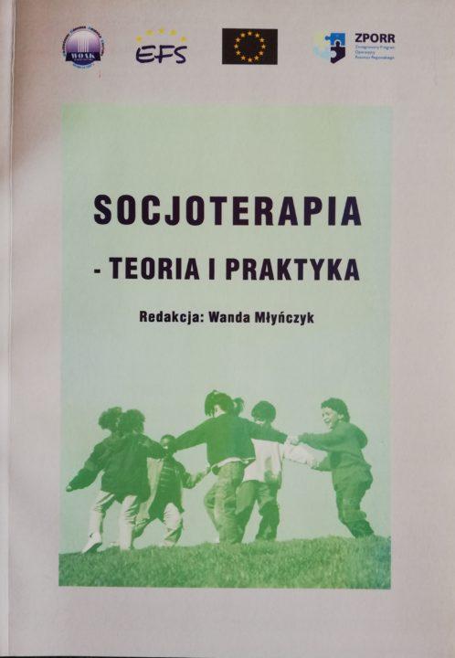 Socjoterapia – teoria i praktyka