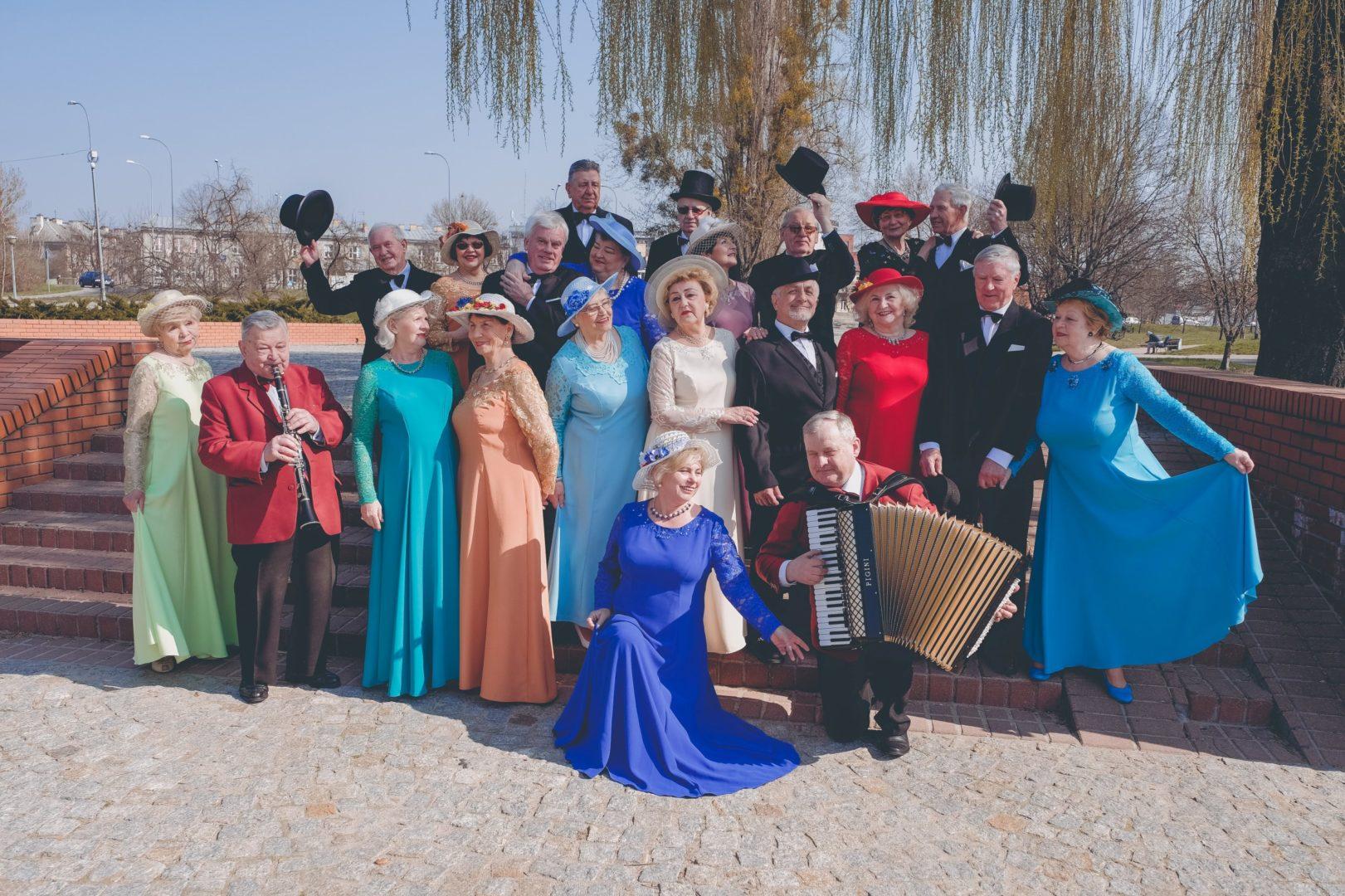Kabaret Seniorów Szpilka