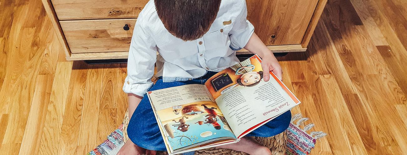 """""""Domowe wierszowanie"""" – konkurs online dla przedszkolaków"""