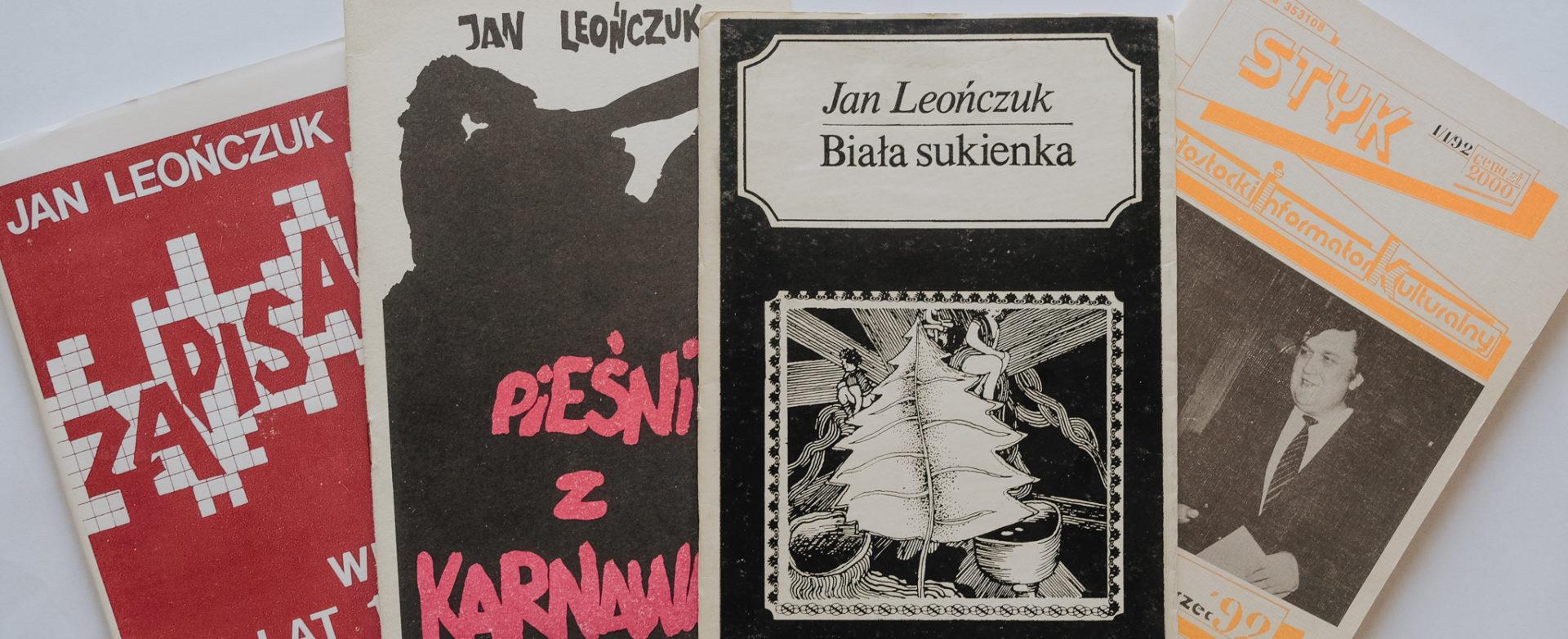 Jan Leończuk. 70. rocznica urodzin poety