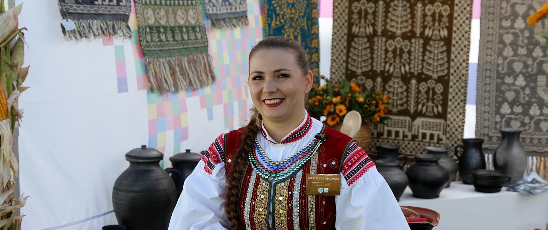 Agnieszka Jakubicz z PIK na konferencji w Czeremsze