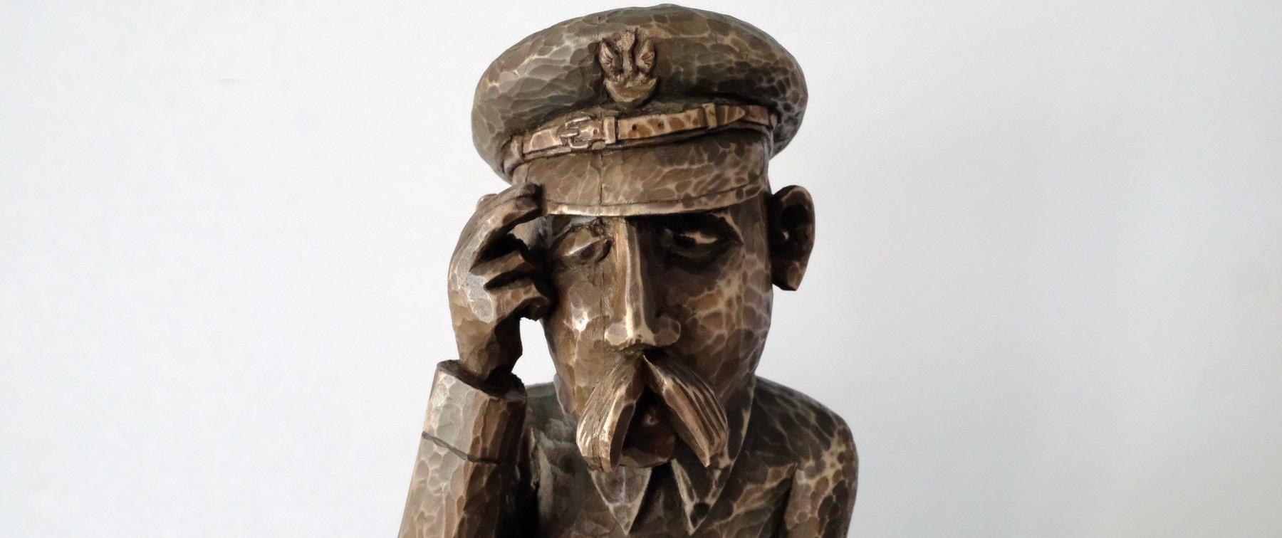 Wystawa rzeźby Jana Miłaszewskiego