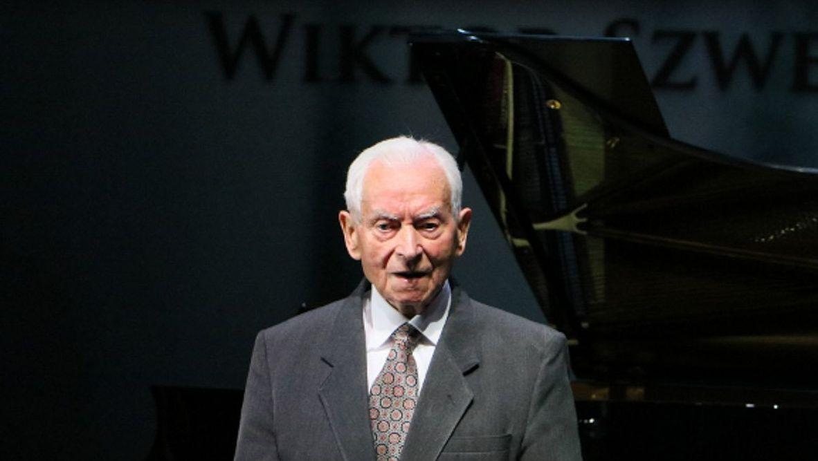Wiktor Szwed (1925–2020)