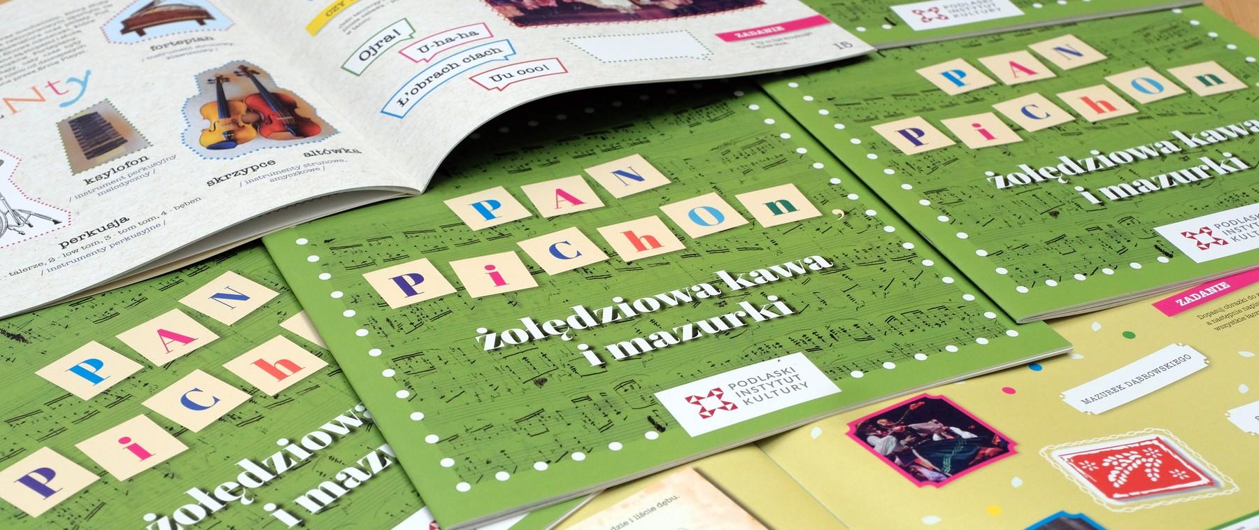 Kreatywna książeczka o Chopinie