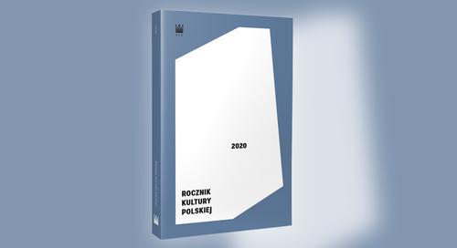 Rocznik Kultury Polskiej 2020