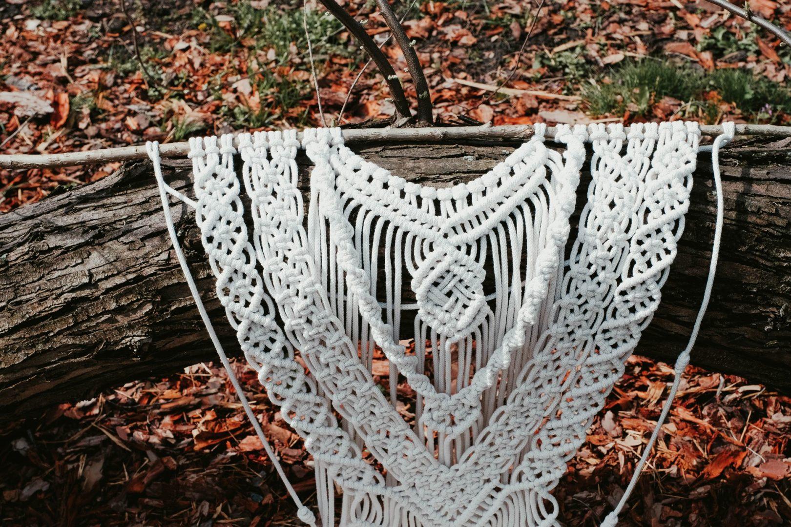 Sploty i włókno – czyli makrama nie tylko tradycyjnie