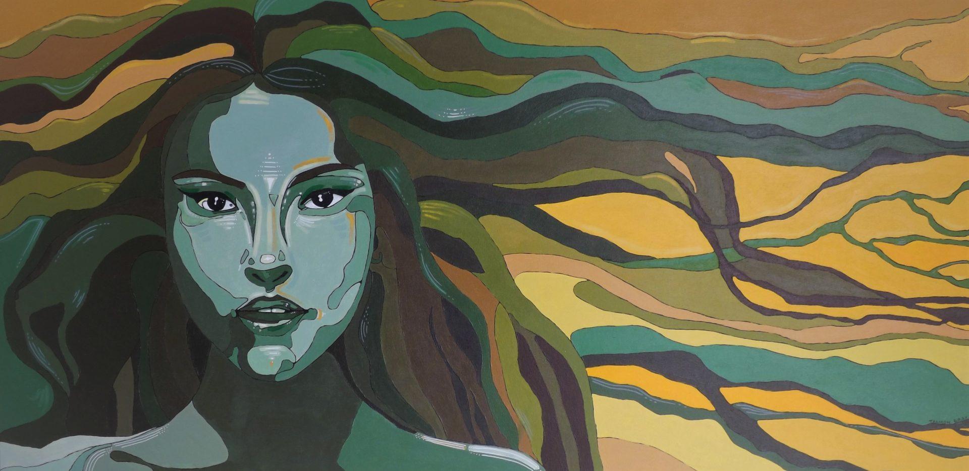 Żywioły – wystawa Magdaleny Talmon