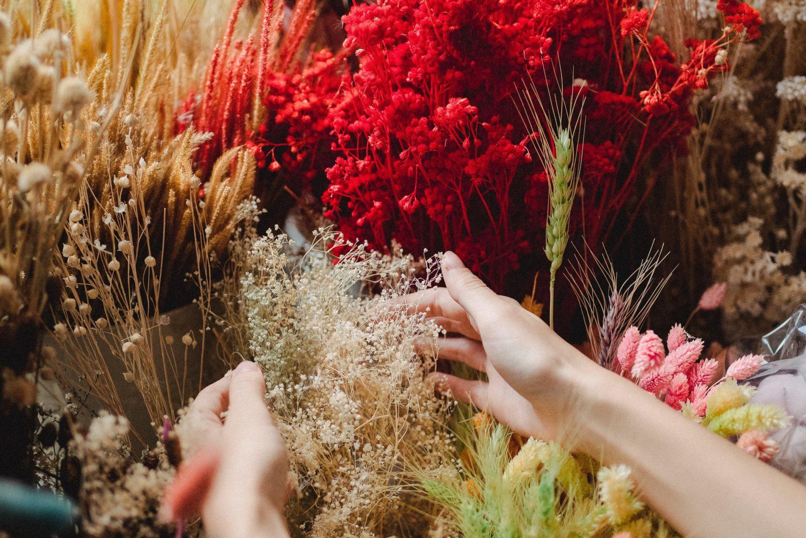Upcykling z pomysłem – wszystko w zasięgu ręki – Materiały wzięte z natury