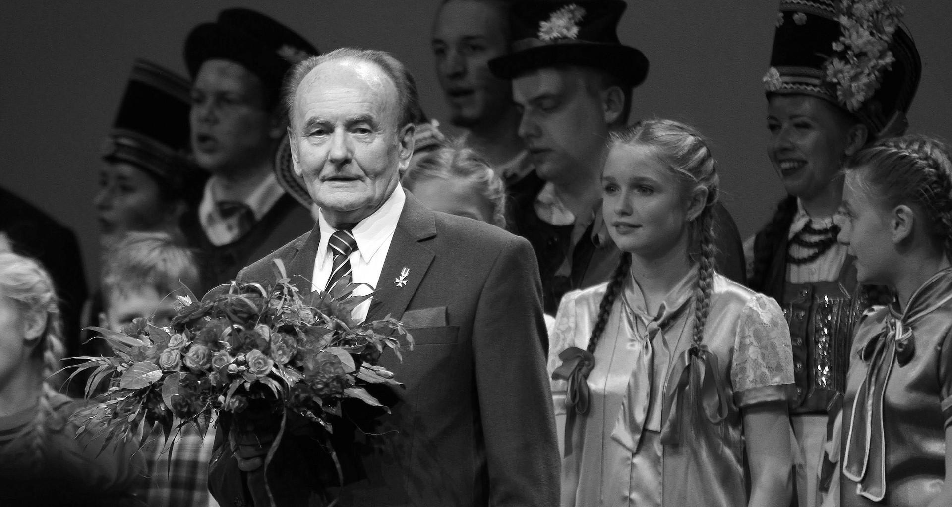Zmarł Wiesław Dąbrowski