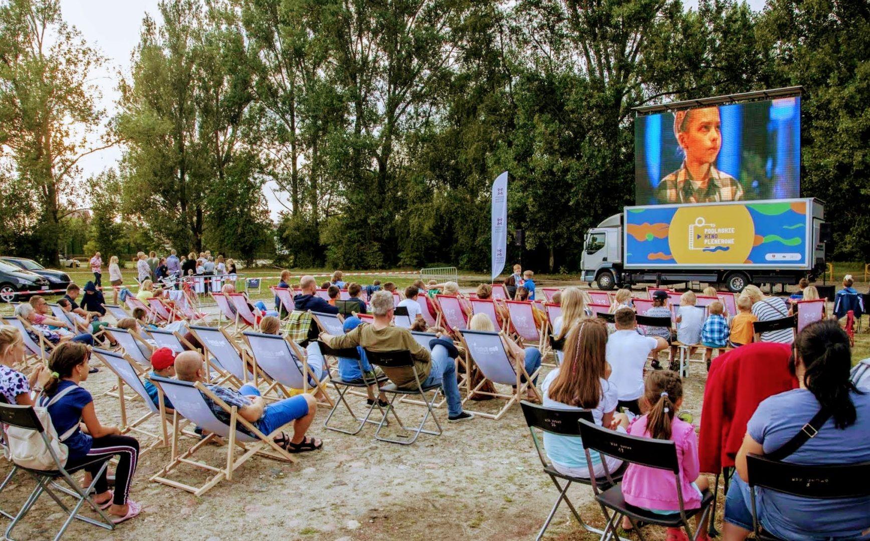 Podlaskie Kino Plenerowe