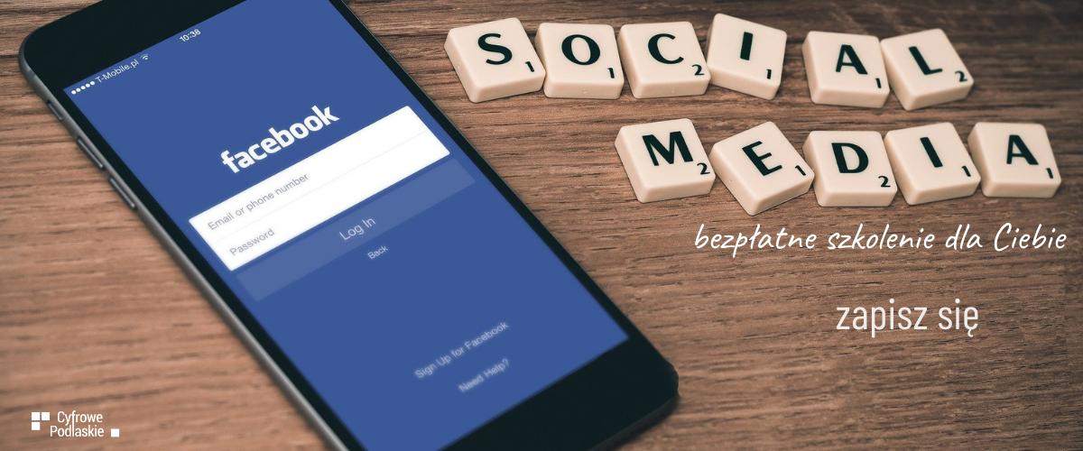 Szkolenie z modułu social media
